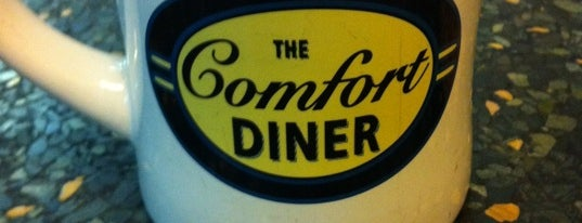 Comfort Diner is one of Diners, drive-ins, and such.