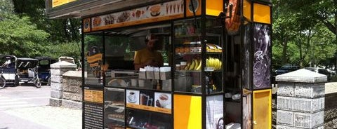 Wafels & Dinges - Herald Square is one of • taste of Belgium in the Big Apple.