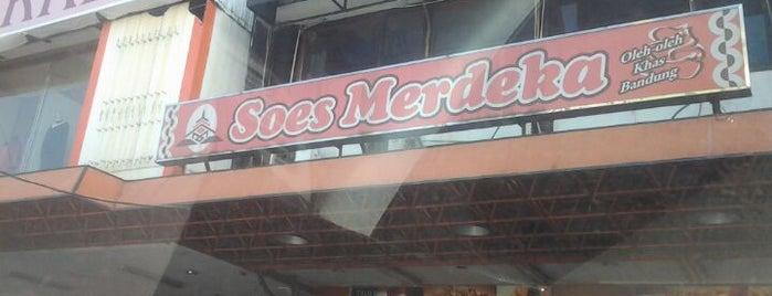 Soes Merdeka is one of Bandung's Legendary Eateries.