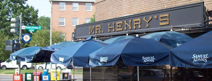 Mr. Henry's Restaurant is one of Explore: Capitol Hill.