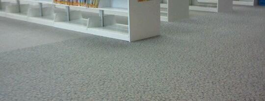 Grand Prairie Memorial Library is one of mark (Jason) 님이 좋아한 장소.