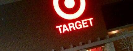 Target is one of Bryan : понравившиеся места.