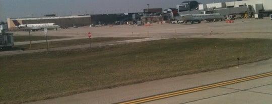 Airports I've flown thru