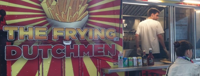 The Frying Dutchmen is one of Gespeicherte Orte von Y..