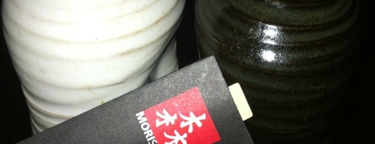 Mori Sushi is one of Top Restaurants in Sao Paulo.