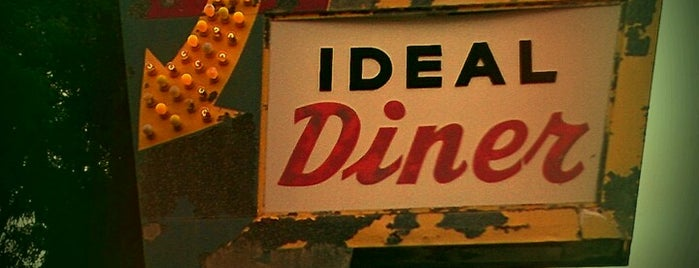Ideal Diner is one of SoTa Turf.