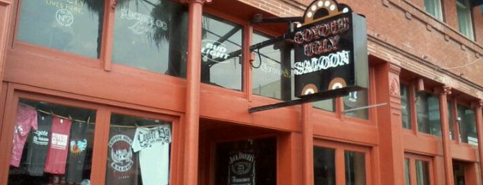 Coyote Ugly Saloon - Tampa is one of Stpete to-do.