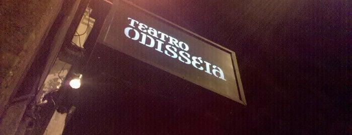 Teatro Odisséia is one of Quem tá no rock....