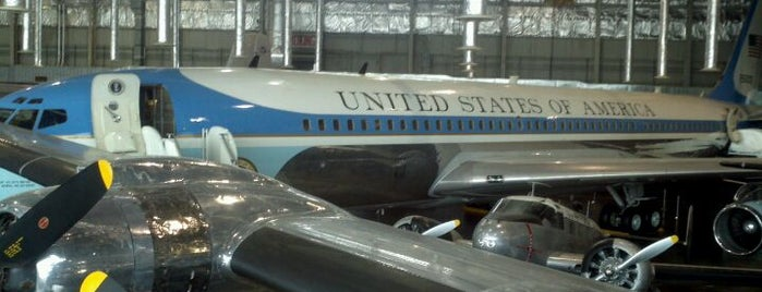 USAF Museum Presidential Hangar is one of Museums and Culture - Dayton.