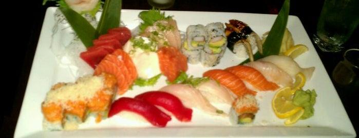 Sushi Yawa is one of 寿司.