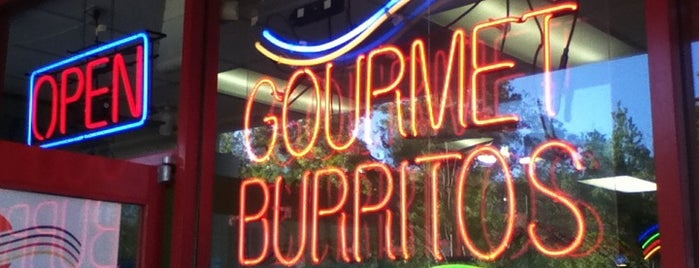 Pronto Gourmet Burritos is one of My BEST of the BEST!.