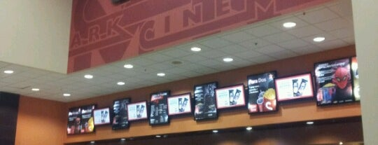 Cinemark is one of Nikkiさんの保存済みスポット.