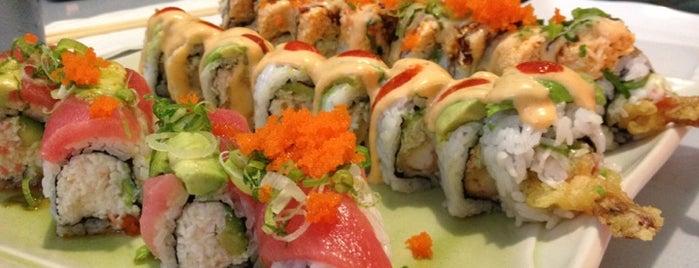 Hello Sushi is one of Sam 님이 저장한 장소.