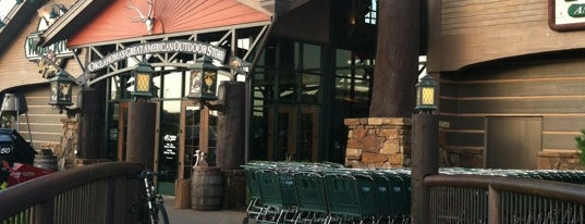 Bass Pro Shops is one of OKC Faves.