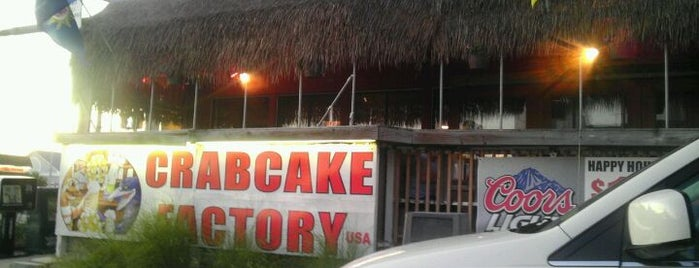 Crabcake Factory USA is one of CeCe's Places.