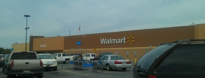 Walmart Supercenter is one of Tempat yang Disukai MISHA.