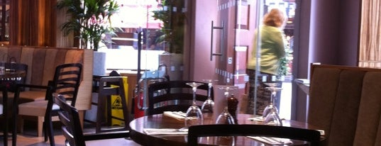 Prezzo Italian Restaurant London St Martins Lane is one of Times Eat Out Card Participants.