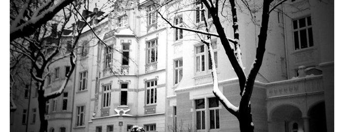 Kreuzviertel is one of Dortmund - must visits.