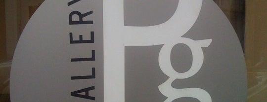 pg art gallery is one of İstanbul'da Kültür ve Sanat: theMagger Ajanda.