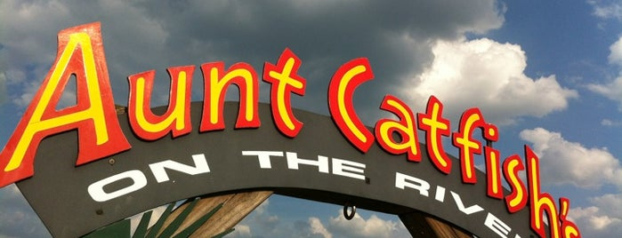 Aunt Catfish's On the River is one of Florida.