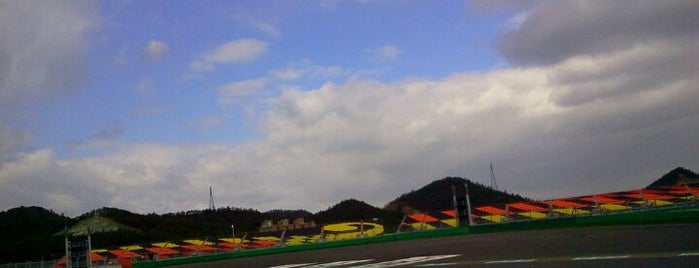 Korea International Circuit is one of 2012 Formula 1™ racing circuits essentials.