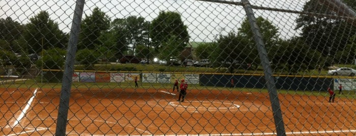 Dacula Park is one of Sports.