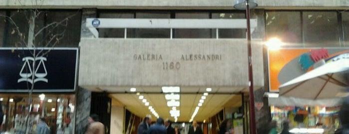 Galería Alessandri is one of Santiago Centro 2.