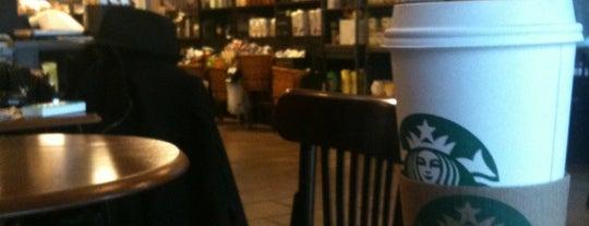 Starbucks is one of Posti che sono piaciuti a Mark.