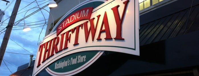 Stadium Thriftway is one of Tacoma.
