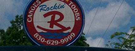 "Rockin' ""R"" On The River is one of Austin."
