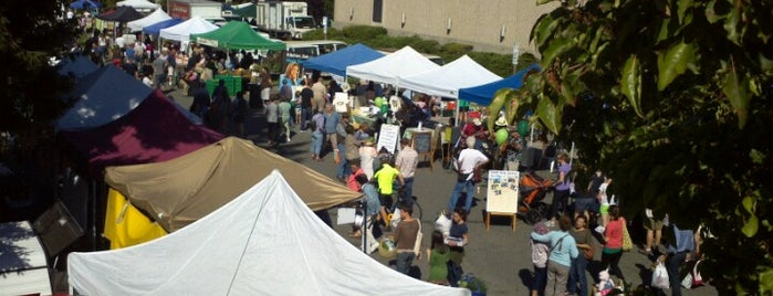 Proctor Farmer's Market is one of Tacoma.
