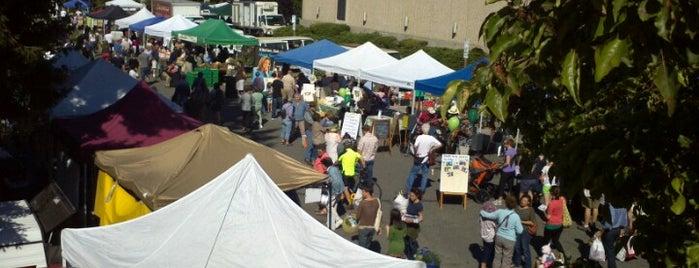 Proctor Farmer's Market is one of WA.