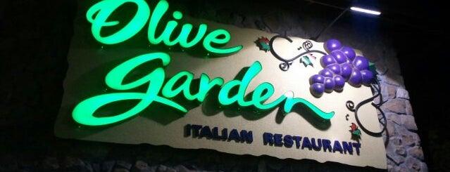 Olive Garden is one of สถานที่ที่ Fábio ถูกใจ.