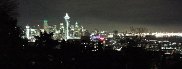 Kerry Park is one of A Weekend in Seattle.