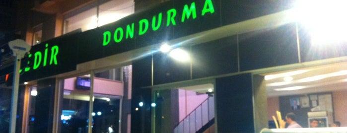 Bedir Dondurma is one of Metin'in Beğendiği Mekanlar.