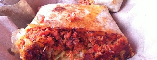 Burritas Barra is one of Comida.