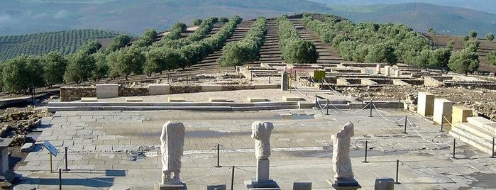 Torreparedones is one of Que visitar en la provincia de cordoba.