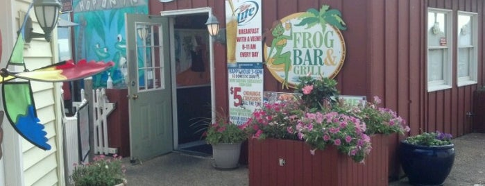 Frog Bar & Grill is one of Cece's Places-2.