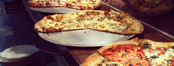 Dimo's Pizza is one of Chicago.