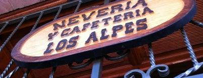 Neveria Los Alpes is one of Valle de bravo.