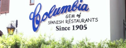 Columbia Restaurant is one of My New Hometown.