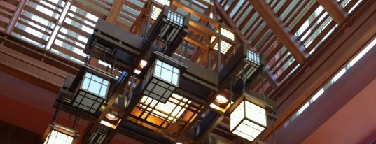 UCLA Law Library (Hugh & Hazel Darling) is one of life of learning.