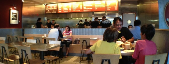 Chipotle Mexican Grill is one of TheClau2014.