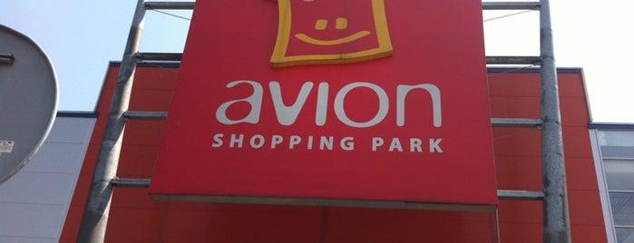 5f49dbf72e Avion shopping park Ostrava