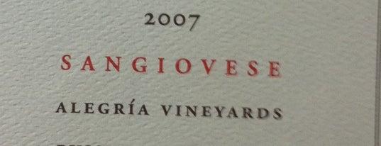 ACORN Winery is one of Lieux qui ont plu à Ben.