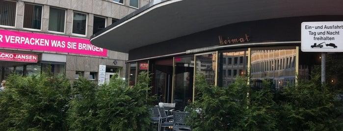 Heimat – Essen und Weine is one of FRA - Frankfurt am Main.