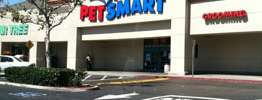 PetSmart is one of Jamie 님이 좋아한 장소.