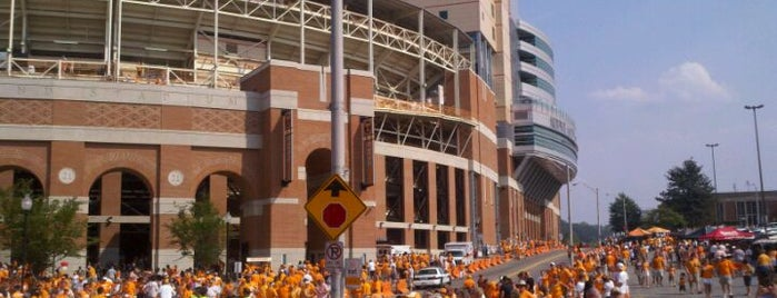 Neyland Stadium is one of Experience NCAA Teams.