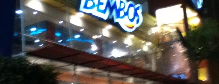 Bembos is one of Lieux qui ont plu à Sebastian.