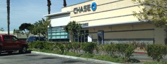 Chase Bank is one of Angel 님이 좋아한 장소.